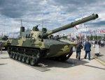 Начались испытания пушки «Спрут-СДМ-1»