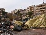 Обстрел российского госпиталя в Алеппо. Главное
