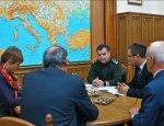 В Минобороны Украины появятся советники из Великобритании, Канады и Литвы