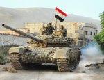 Сирийская армия «дала жару»: джихадисты наступили на те же грабли под Алеппо