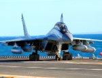 Истребители авиакрыла «Адмирала Кузнецова» покинут крейсер