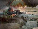 «Удачный выстрел» йеменского снайпера уничтожил десять саудовских бородачей