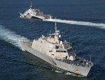 Разрушающая сила соленой воды: боевые корабли США оказались плавучим хламом