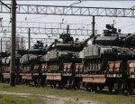 В Рубежное продолжает прибывать военная техника ВСУ