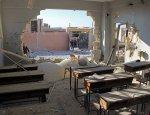 Минобороны: Кадры «удара по школе» в Идлибе оказались монтажем