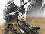 Пистолет-пулемет СТЕН -