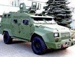 Предсерийный вариант украинского бронеавтомобиля «Барс-8»