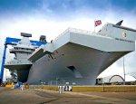Авианосец Queen Elisabeth: королева глобальной политики