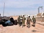 Сирийская армия обнаружила склад боевиков с отравляющими веществами