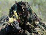 Как наши снайперы стреляют в ночных условиях