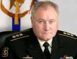 Главком ВМФ РФ адмирал Владимир Королев о крейсере