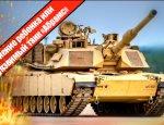 Избиение ребенка или «Неуязвимый танк «Абрамс»