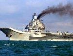 «Кузнецов» c Ка-52 вальяжно идет через Ла-Манш: британцы опубликовали видео