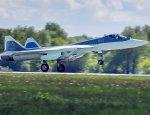 Шестой ПАК ФА совершил свой первый полет в Жуковском