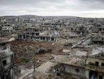 Из Дарайи под Дамаском эвакуируют мирных жителей и вывезут боевиков