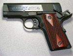 Пистолет без мушки и целика Colt New Agent