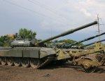 О модернизации танков в ДНР и Украине