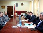 Армения и Германия разрабатывают программу оборонного сотрудничества