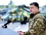 Порошенко насчитал ровно 700 российских танков на востоке Украины