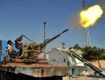 Боевики сбили самолет правительственных сил Сирии в Алеппо