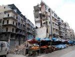 В Алеппо снова продлили режим прекращения огня