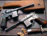Маузер: любимое оружие чекистов