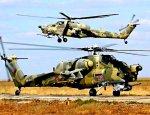 Новые лопасти разгонят боевые вертолеты Ми-28Н и Ми-35 до 500 км/ч