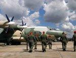 ВВС Мьянмы получили два самолёта Y-8F-200W из Китая