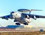 Снова в небе очередной модернизированный самолет А-50У для ВКС России