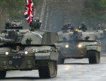 Эстония ждет британский батальон с бронетехникой