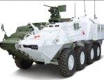 Новая боевая машина LAV от General Dynamics