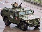 Беспилотный «Тигр» с 30-миллиметровой пушкой разработан в России