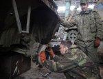 Испанский галеон и уникальная МТЛБ появились на вооружении в ЛНР