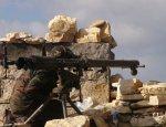 Сирийцы засняли взлетевший на воздух конвой джихадистов
