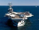 Китайцы пытались взломать американский авианосец «Рональд Рейган»