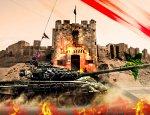 БМП, Т-72 и «Корнеты» Асада штурмуют подступы к цитадели Алеппо