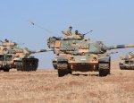 Турецкие войска перешли сирийскую границу