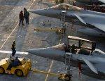Самолеты авианосца «Шарль де Голль» начали наносить удары по позициям ИГ