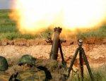 ВСУ обстреляли  позиции ЛНР в районе Марьевки и Калиново