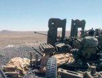 Сводка из Сирии: сожженный танк боевиков «взмыл в воздух» в Эль-Кунейтре