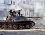 Сирийские танки зачистили ряд высот на востоке Сувейды
