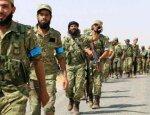 Исламисты при поддержке турецкой армии взяли под контроль пять селений