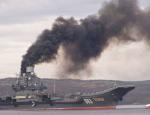 Дым котлов «Адмирала Кузнецова» затуманил британцам мозги