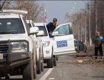 ОБСЕ: ВСУ заложили мины на пути к Счастью