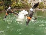 Беспилотный летательный аппарат подводного базирования CRACUNS
