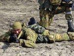Инженеры-разведчики ВВО отбили атаку «диверсантов»