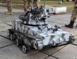 Разработчик украинского роботизированного комплекса сбежал с деньгами