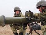 Российские расчеты уничтожили технику условных «боевиков» из китайских ПТРК