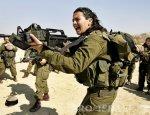 Амазонки Израиля - 33-й батальон «Каракаль»