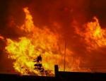 База НАТО в огне: первый удар или диверсия